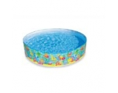 Intex Kinder Pool Fix Planschbecken,Snapset Pool 183cm 56452
