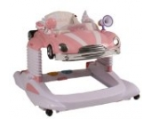 Lauflernhilfe Happy Baby Walker Fliegender Holländer Rosa