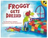 edumero Froggy Gets Dressed