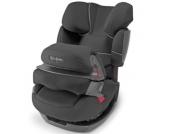 Auto-Kindersitz Pallas, Silver-Line, Pure Black, 2018 Gr. 9-36 kg