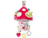 fehn ® Spieluhr Pilz mit LED-Leuchten - Sweetheart