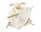 fehn ® Schmusetuch Schaf - Baby Love - beige