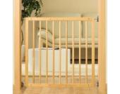 Reer Tür- und Treppenschutz Schraubgitter Basic Simple-Lock Holz/Natur