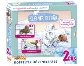 Der kleine Eisbär: 2er CD-Box (...rettet die Rentiere/ ...in der Walbucht)