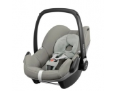 Maxi Cosi Babyschale Pebble Grey gravel (Q-design) - grau