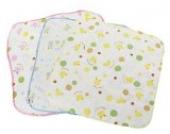 BONAMART ® 5 Stück 6 Schicht Verdickung Waschlappen Baby Waschlappen Musselin Baumwolle Lätzchen Wischtuch 30x30cm zufällig Karikatur