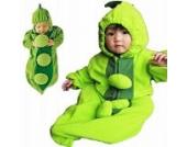 Moolecole Baby-Erbsen-OUTFIT Growbag SLEEP-KLAGE SCHLAFSACK swaddle Kuscheldecke 0 3 6 9 12 MONATE Junge oder Mädchen WINTER COAT BUGGY KINDERWAGEN PRAM COSY TOES Schneeanzug Schneeanzug GROW BAG Sleepsuit (M, zwei Schichten)
