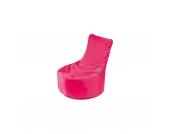 Sitzsack Seat XS, Oxford, pink