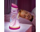Nachtlicht und Taschenlampe, Disney Princess