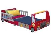 Kinderbett Feuerwehr, 70 x 140 cm