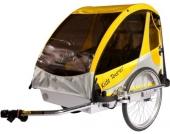 Fahrradanhänger Kid´s Tourer L2, gelb/silber