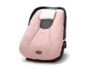 Cozy Infant Auto Carrier Cover (Pink)