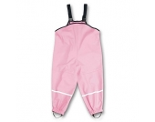 PLAYSHOES Girls Regenlatzhose rose