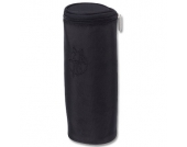 LÄSSIG Flaschenhalter Bottle Holder Single Solid Black - schwarz
