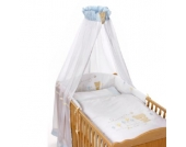 Easy Baby Komplettset Honey bear blau (400-41)