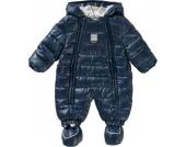 Baby Schneeanzug Gr. 74 Jungen Baby
