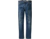 Jeans PEP Regular Fit , Bundweite BIG Gr. 146 Jungen Kinder