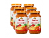 Holle Bio Spaghetti Bolognese 6 x 220 g