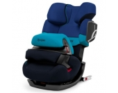 cybex SILVER Kindersitz Pallas 2-fix Blue Moon - blau