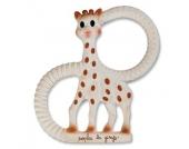 Vulli So Pure Sophie la Girafe Beißring weich Geschenkbox