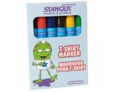 T-Shirt Marker, 6 Farben