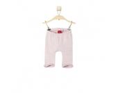 s.OLIVER Girls Baby Leggings pink stripes - rosa/pink - Mädchen