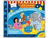 CD Benjamin Blümchen 16 - Gute Nacht Geschichte Meine liebsten Kuscheltiere