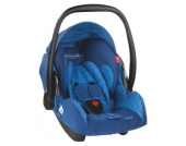 Storchenmühle Babyschale Twin 0+ navy - blau