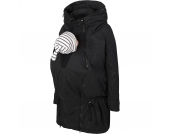 Umstands- und Tragejacke 3 in 1 TIKKA CARRY ME Gr. 38 Damen Kinder