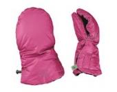 Odenwälder BabyNest Muffolo Handwärmer Handschuhe pink 30050/320
