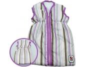 Bayer Chic 2000 Puppenschlafsack Viola (Lila-Braun) [Kinderspielzeug]