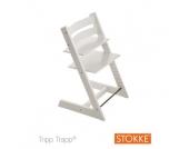Stokke® Tripp Trapp® Hochstuhl weiß transparent