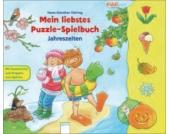 Mein liebstes Puzzlespielbuch - Jahreszeiten