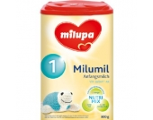 MILUPA milumil 1 Anfangsmilch 800g