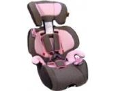 Hochwertiger Kindersitz GIOTTO jeans/pink Gr. 1+2+3 9-36kg R44/04-Norm