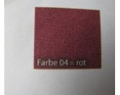 Cosilana 45096 Overall aus Woll-Frottee mit Feinwaschmittel von Wiki-Naturwaren , 98, rot (04)