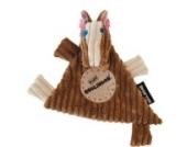 Les Déglingos Kuscheltier Baby Ogalos le cheval/27cm