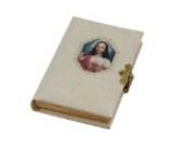 Gebetbücher Jesus, Kunstleder