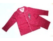 Sigikid Schlafanzug für Mädchen Gr. 98 rosa mit Prinzessin
