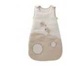 Naf-Naf 30201 Schlafsack Design Puppy , 50% Baumwolle 50% Polyester, 70 cm, beige