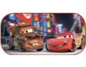Disney Cars 27081 Heckscheiben - Sonnenblende für Kinder Lightning McQueen und Hook, 80 x 40 cm