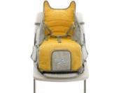 Bieco 37-002012 - Lofty Transportabler Multifunktionskindersitz und Wickelauflage / Wickeltasche / Kindersitz