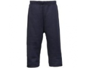 Maddins Baby Unisex Jogginghose (12-18 Monate) (Marineblau)