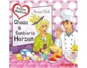 Freche Mädchen: Chaos & flambierte Herzen, 2 Audio-CDs