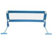 102cm Bettgitter Bettschutzgitter für Kinder robust&sicher Blau