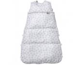 ARO Climarelle Windelwickel Schlafsack 80cm Vulkan - weiß - Gr.80 cm