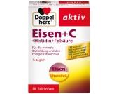 Doppelherz Eisen + C + Histidin + Folsäure
