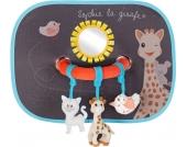 Sophie la girafe Sonnenschutz mit Spielbogen