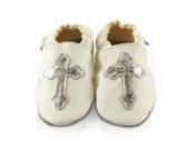 Snuggle Feet Babyschuhe für die Taufe, weiches Leder